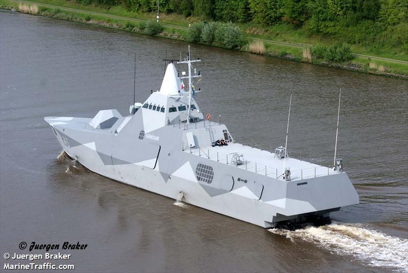 SWEDISH WARSHIP K33