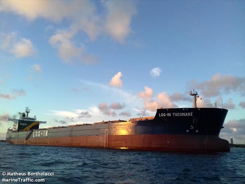 HB TUCUNARE, Bulk carrier, IMO 9555797   Vessel details