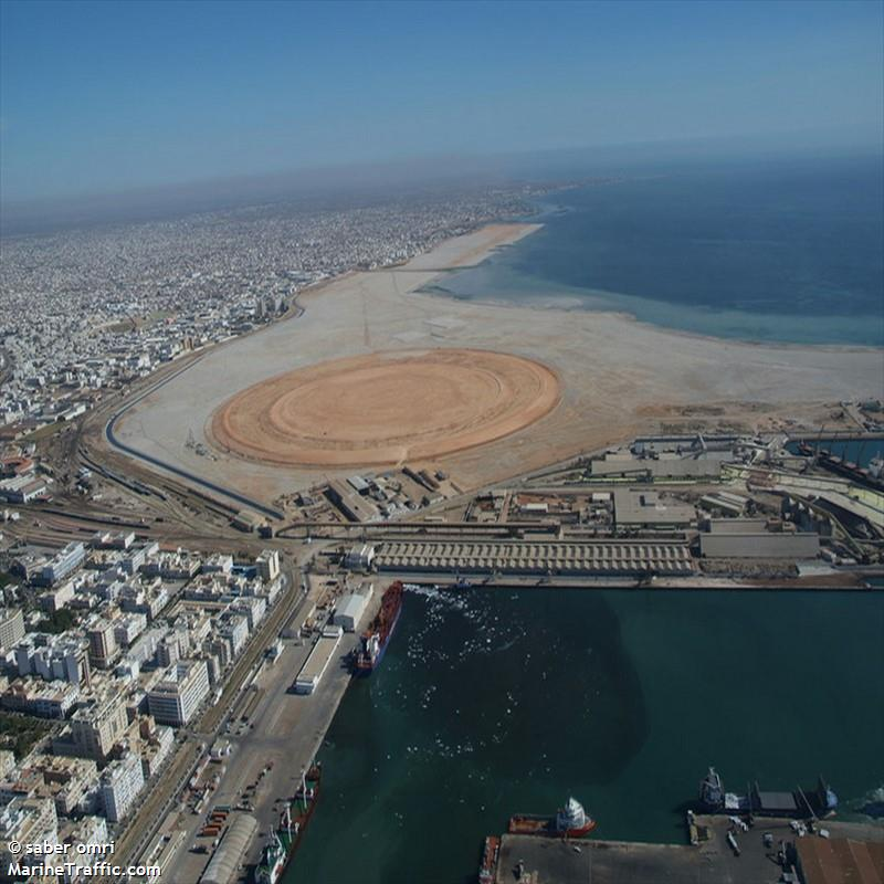Port of SFAX (TN SFA) details - Departures, Expected ...
