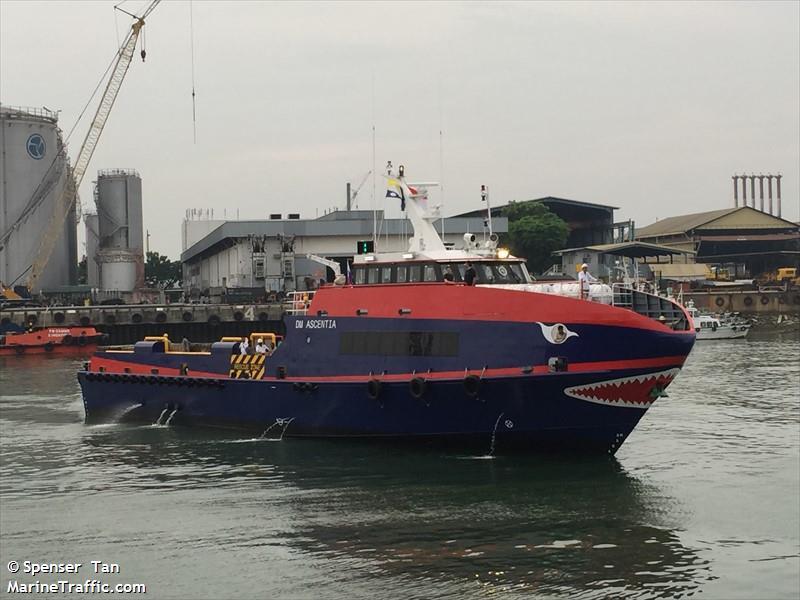 Picture of DM ASCENTIA | AIS Marine Traffic