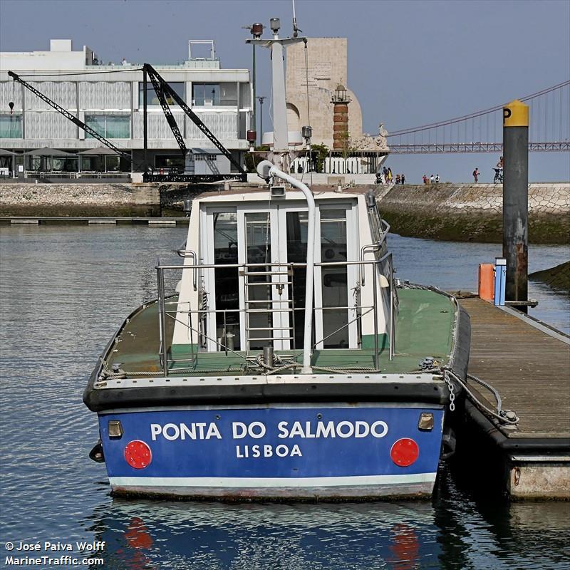 PONTA DO SALMODO