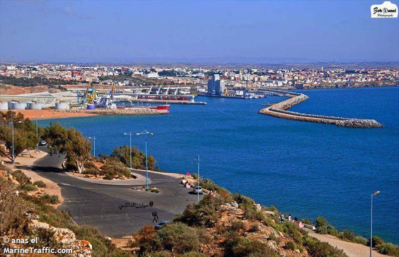 Port of SAFI (MA SFI) details - Departures, Expected ...