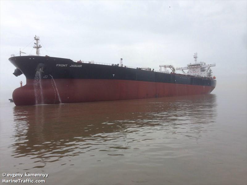 Vessel Details For Front Jaguar Crude Oil Tanker Imo