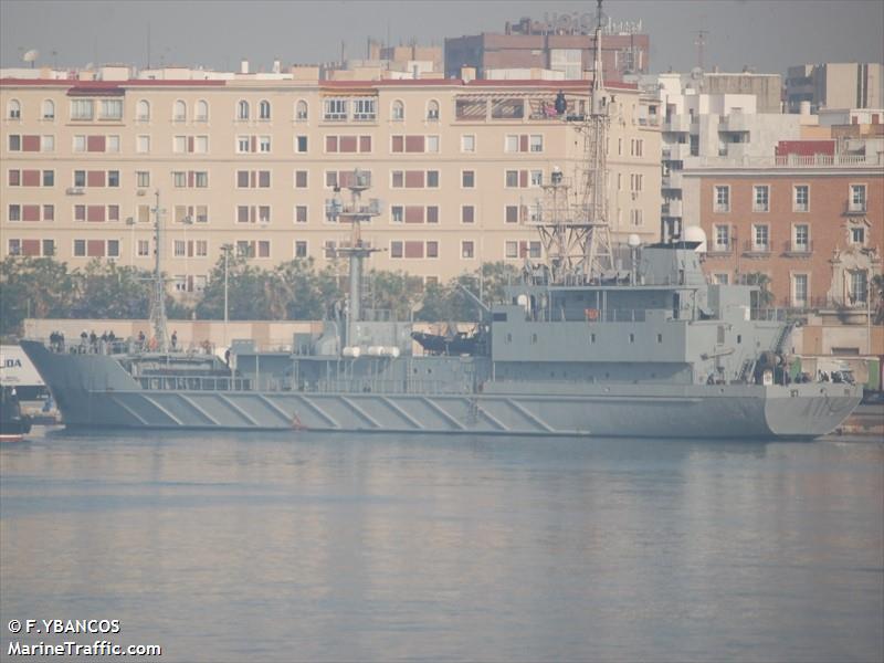 SP NAVY WAR SHIP
