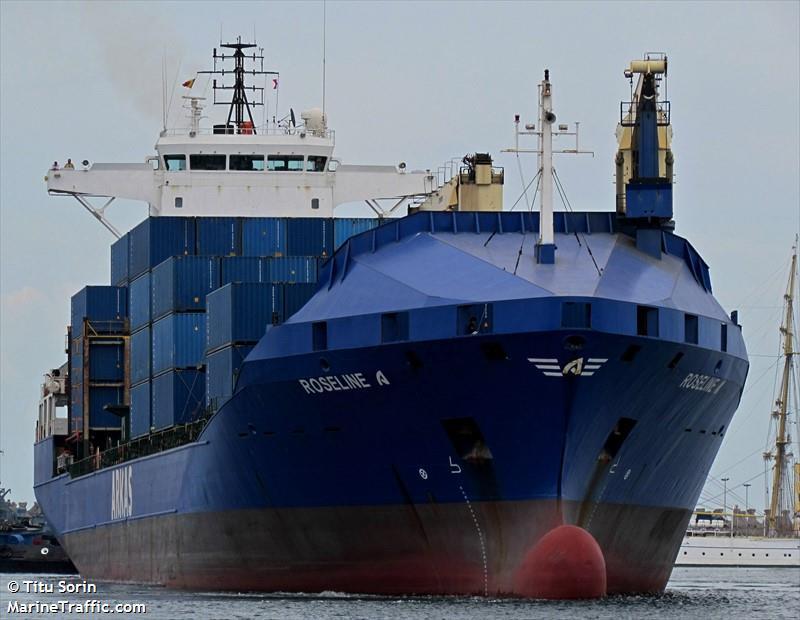 MV Roseline-A, Arkas, IRINI Operation