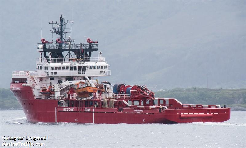OCEAN VIKING, Offshore supply vessel, IMO 8506854 | Vessel details |  BalticShipping.com