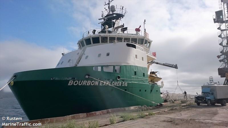 BOURBON EXPLORER 516