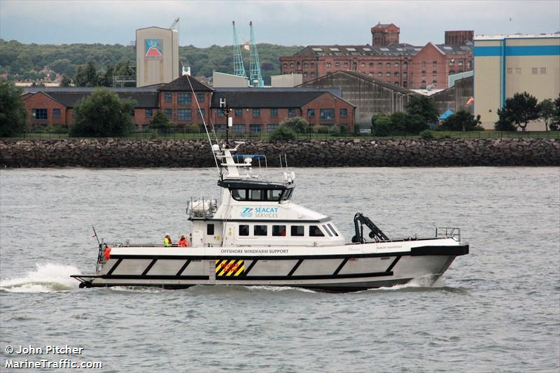 SEACAT VOLUNTEER