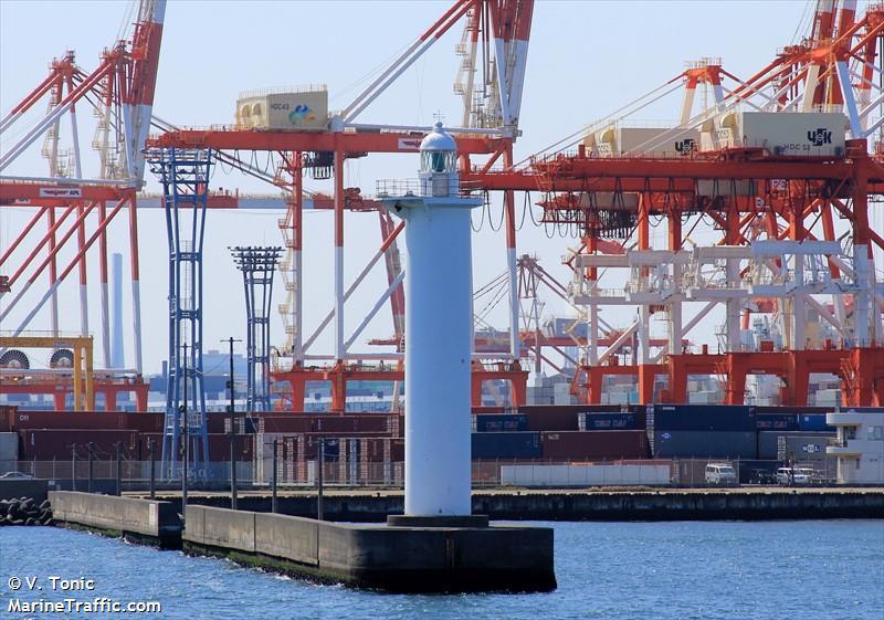 Yokohama Honmoku Breakwater