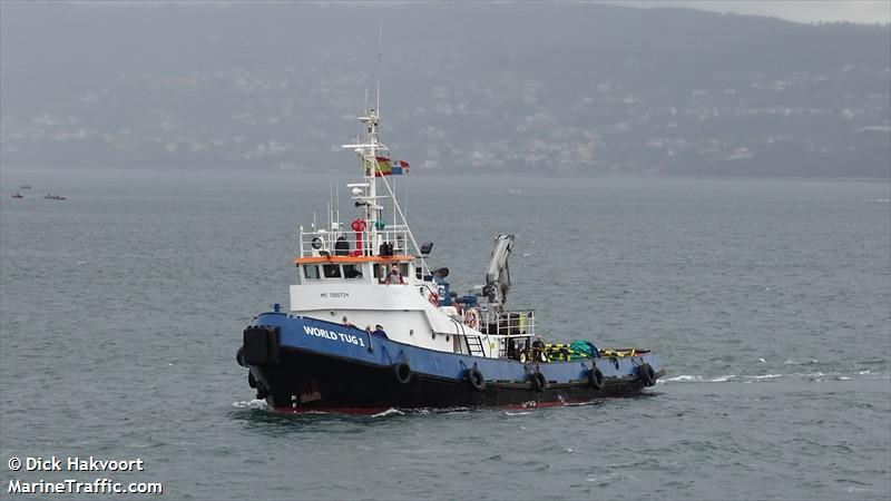 WORLD TUG 1