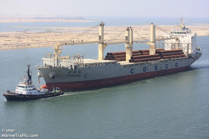 Vessel details for: FU RONG SONG (General Cargo) - IMO ...