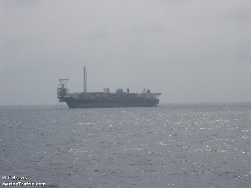 FPSO KWAME NKRUMAH MV21