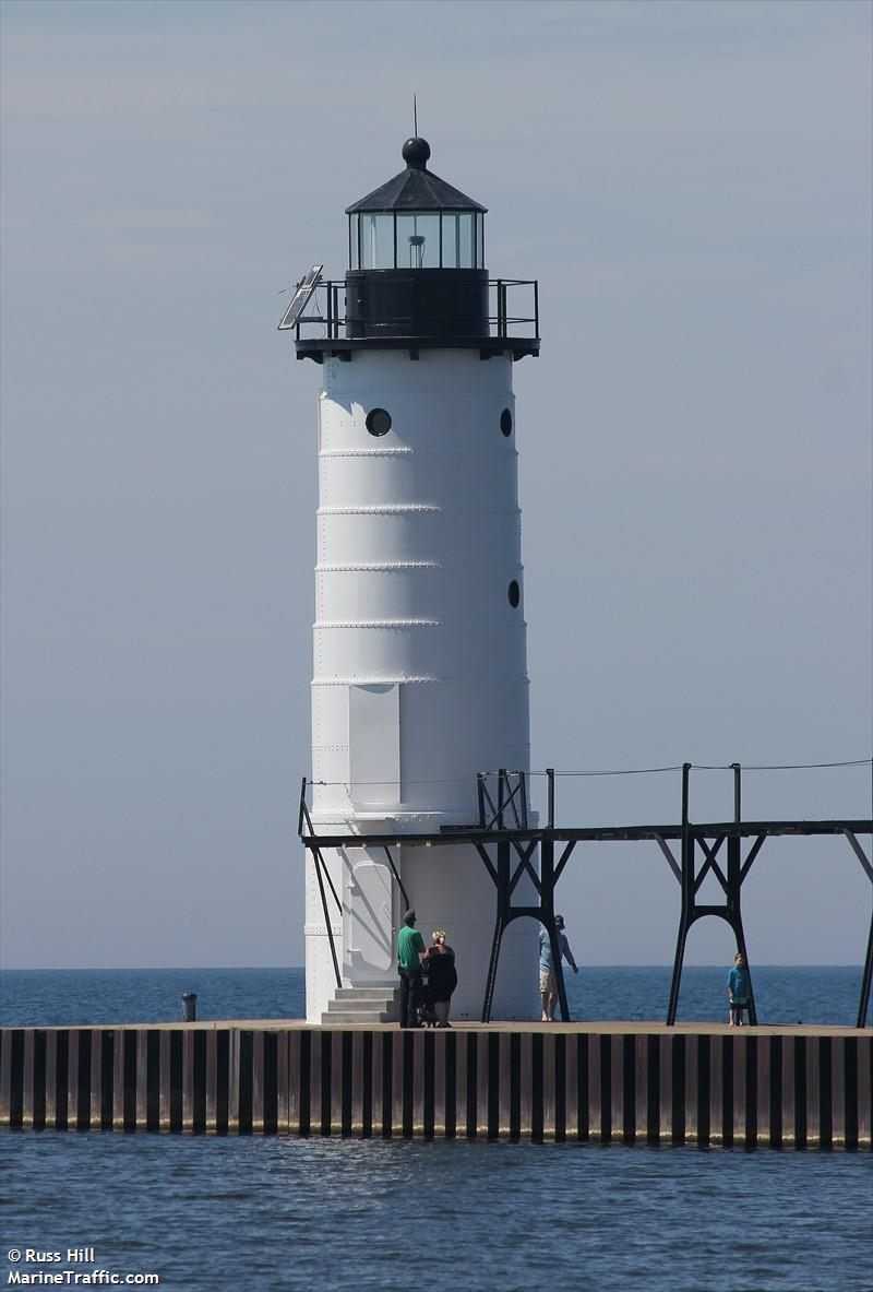 Manistee North Pierhead