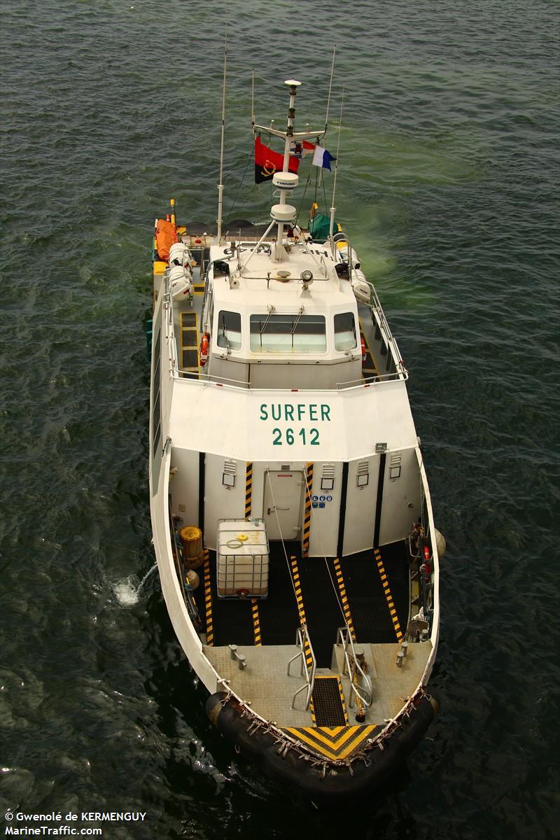 Surfer 2612