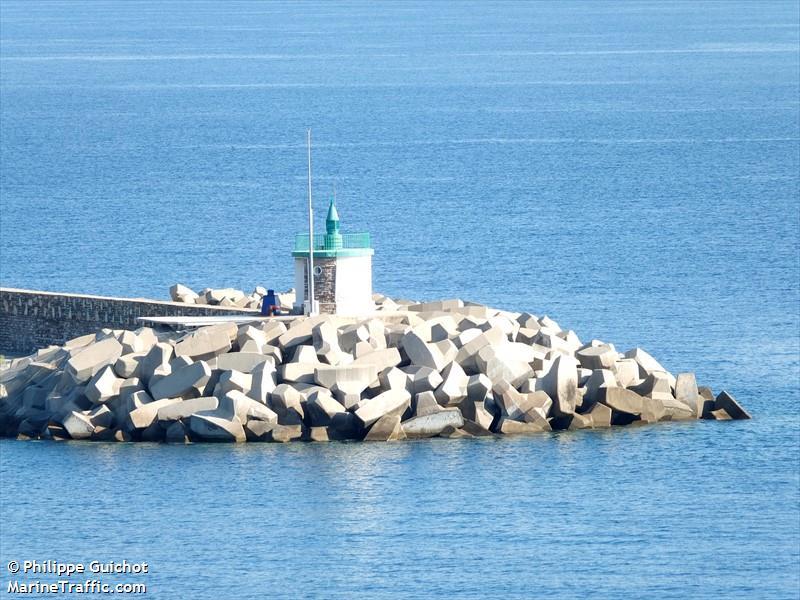 Bastia Jetee De Saint-Nicolas