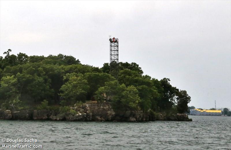 Ballast Island Light Tower