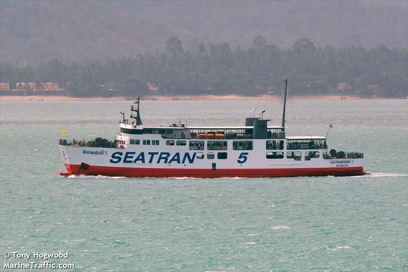 SEATRAN FERRY 5
