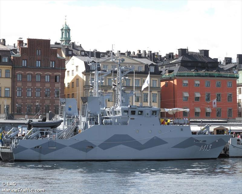 SWEDISH NAVY STC