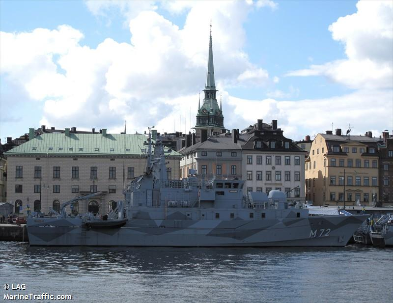 HMS ARHOLMA