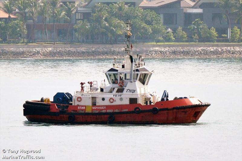 STAR VOYAGER, Tug boat, IMO 9343297 | Vessel details