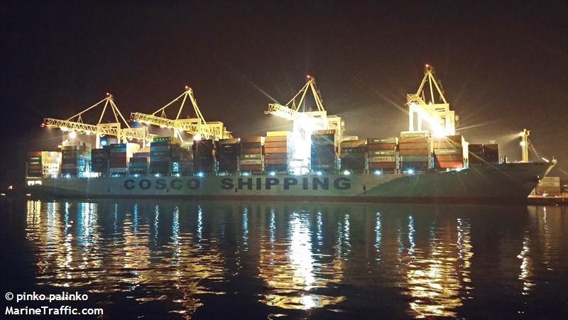 COSCO SHIPPING DANUBE