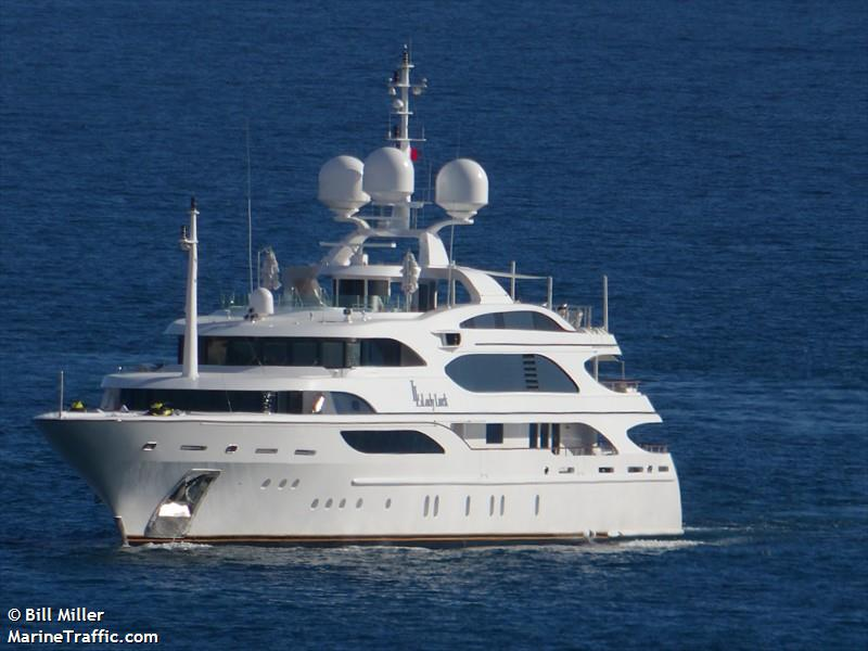 Picture of LADY LUCK | AIS Marine Traffic