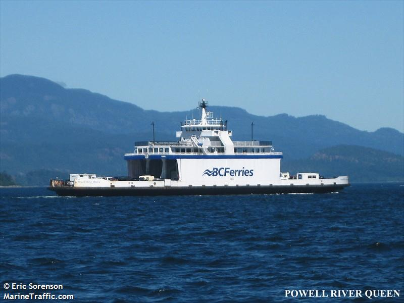 POWELL RIVER QUEEN