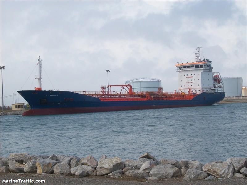 St marseille chemical oil tanker imo 9367358 vessel details - Bureau veritas marseille ...