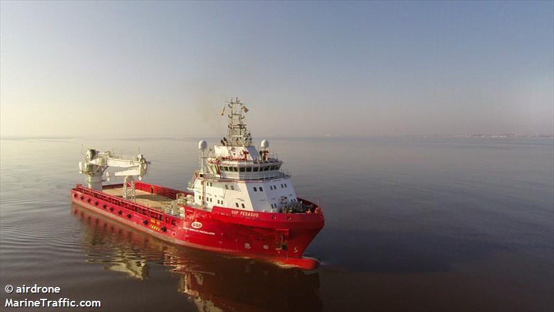 Vessel details for: MAC PEGASUS (Offshore Supply Ship ...