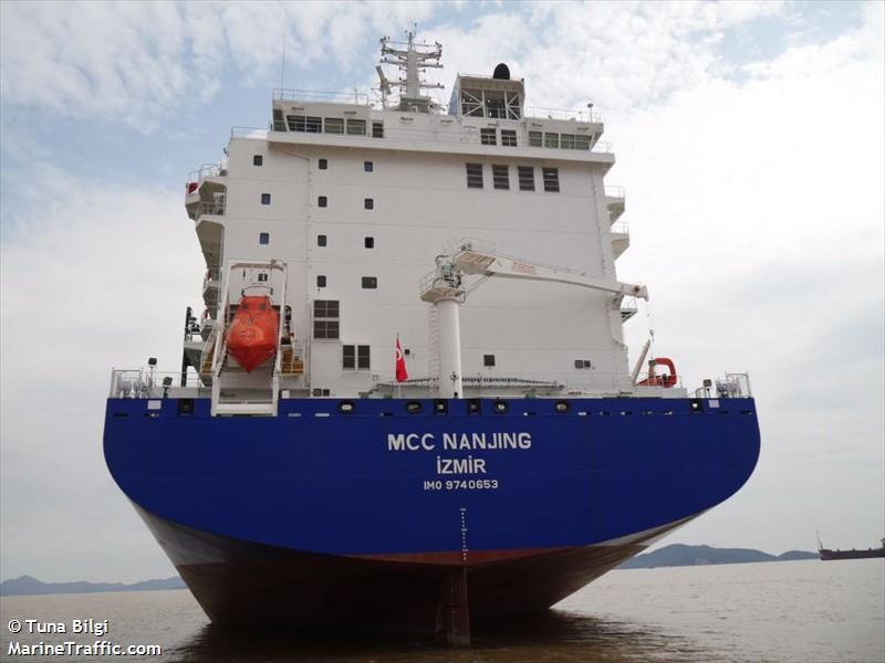 MCC NANJING