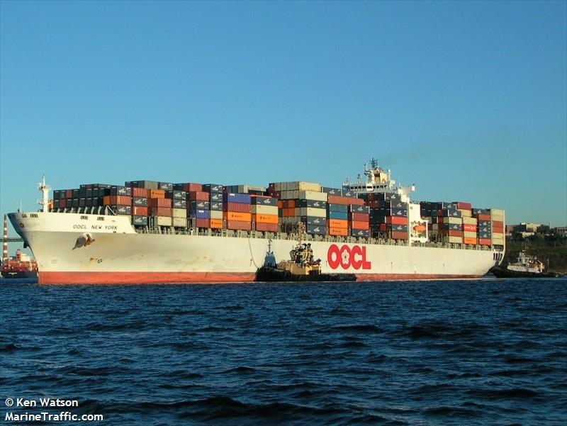 OOCL NEW YORK