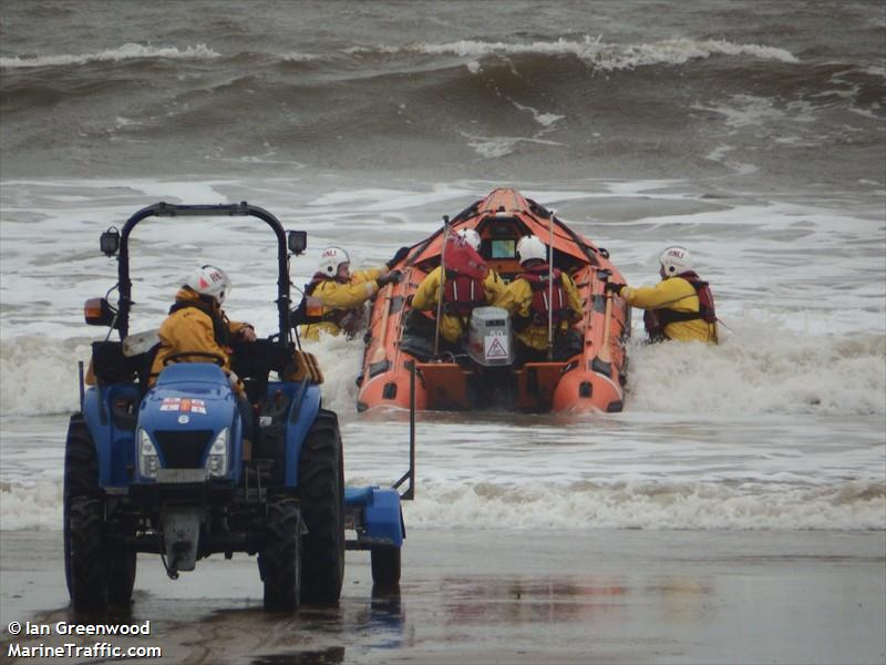 RNLI LIFEBOAT D 750