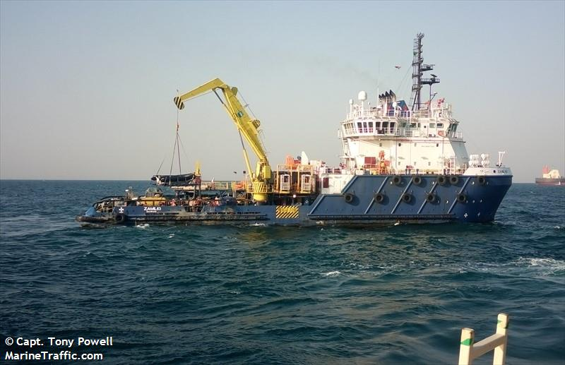 Vessel Details For Zamil 63 Offshore Supply Ship Imo