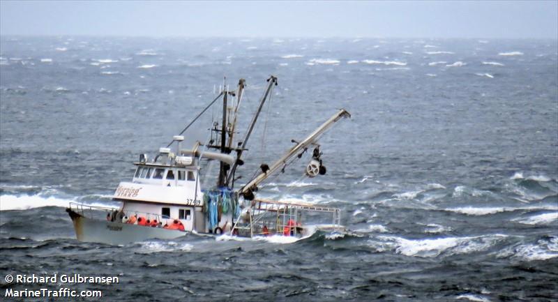 Schiffsdetails f r morning star fishing mmsi for Morning star fishing