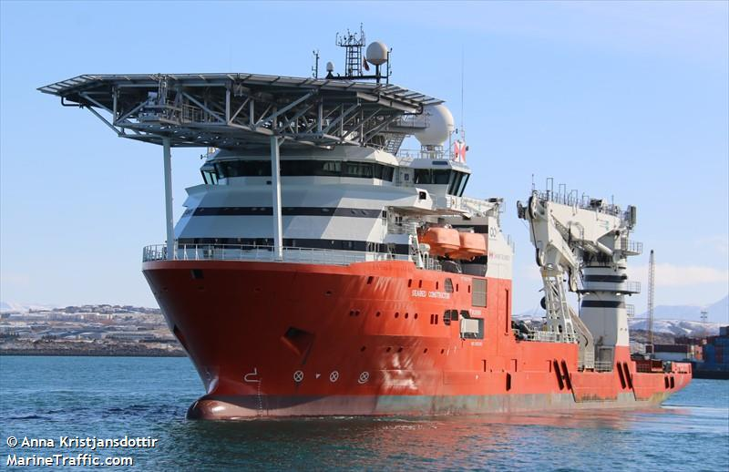 Vessel details for: SEABED CONSTRUCTOR (Offshore Supply ...