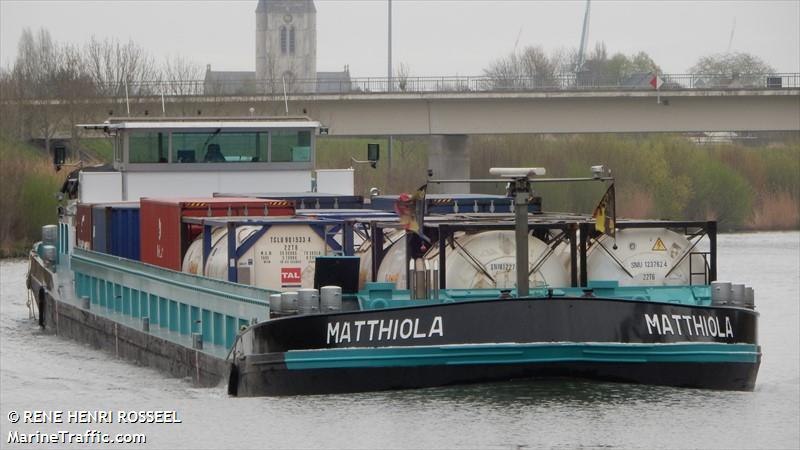 MATTHIOLA