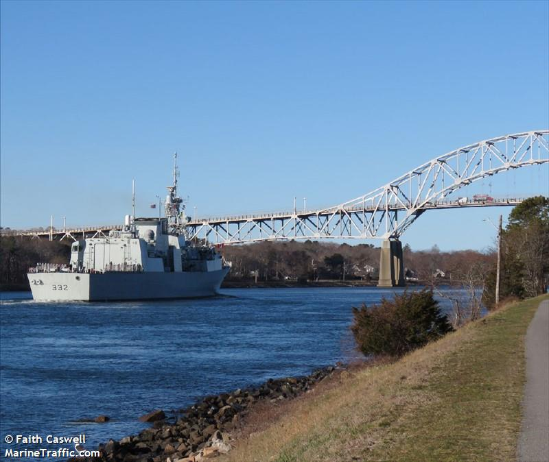 Port of CAPE COD CANAL ( ) details - Departures, Expected ...