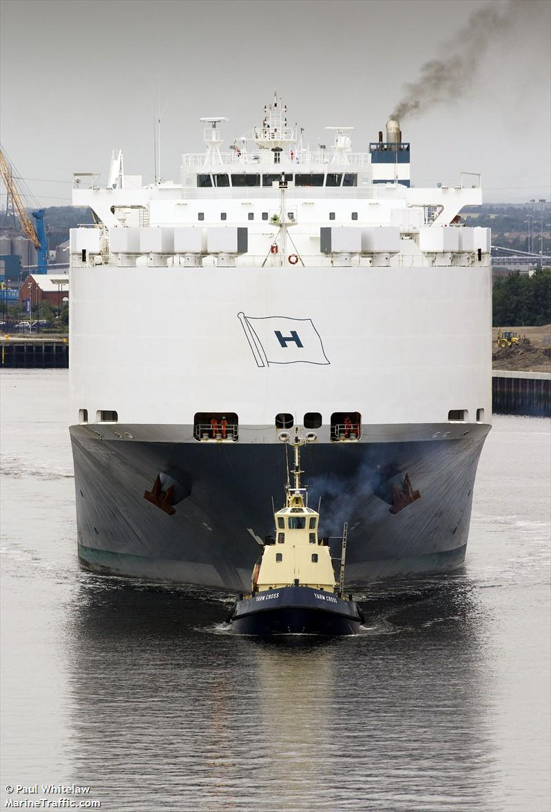 Vessel details for: HOEGH SEOUL (Vehicles Carrier) - IMO