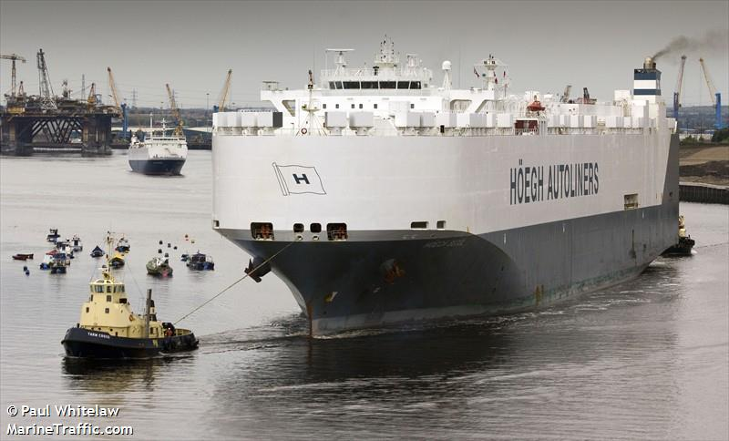 Picture of HOEGH SEOUL | AIS Marine Traffic