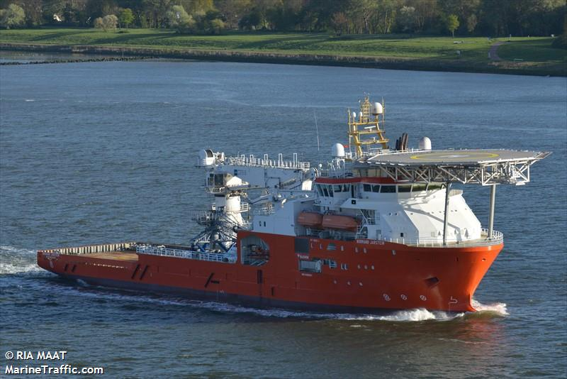 Vessel details for: NORMAND JARSTEIN (Offshore Supply Ship ...