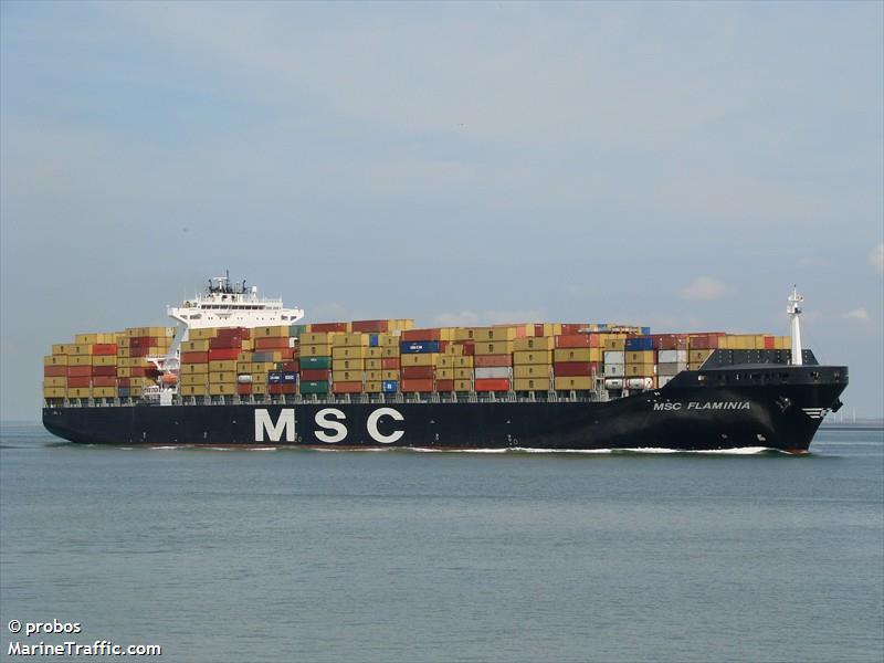 MSC FLAMINIA