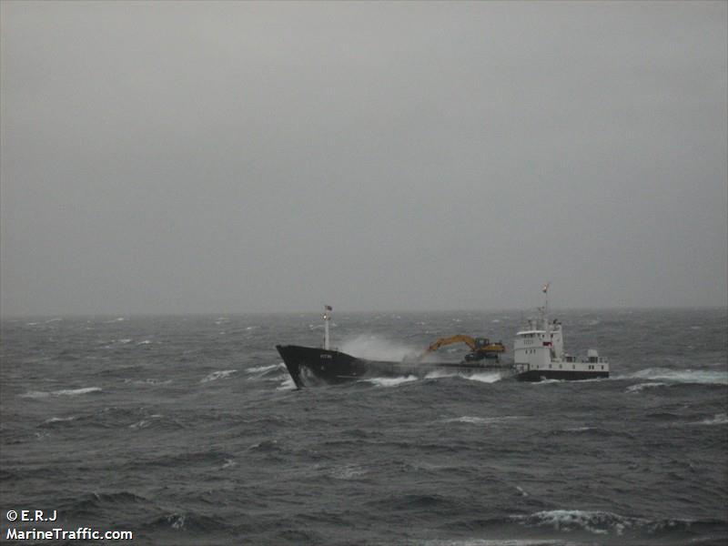Vessel details for: HARVEST CAROLINE II (General Cargo ...