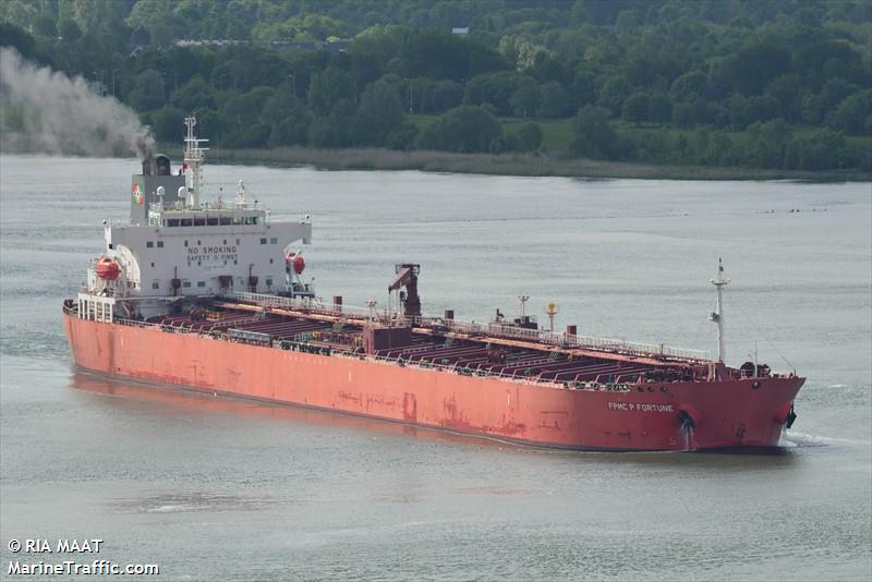Vessel details for: APNOIA (Oil Products Tanker) - IMO 9448152, MMSI