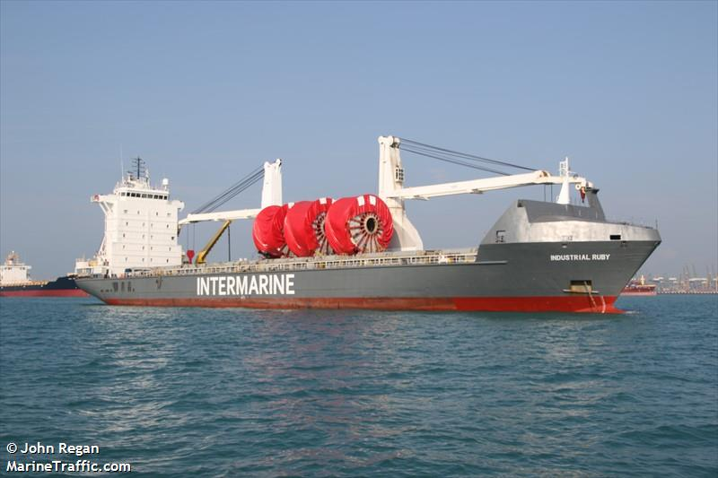 Picture of INDUSTRIAL RUBY | AIS Marine Traffic