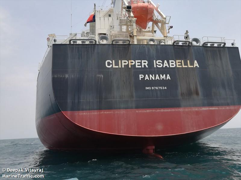 CLIPPER ISABELLA