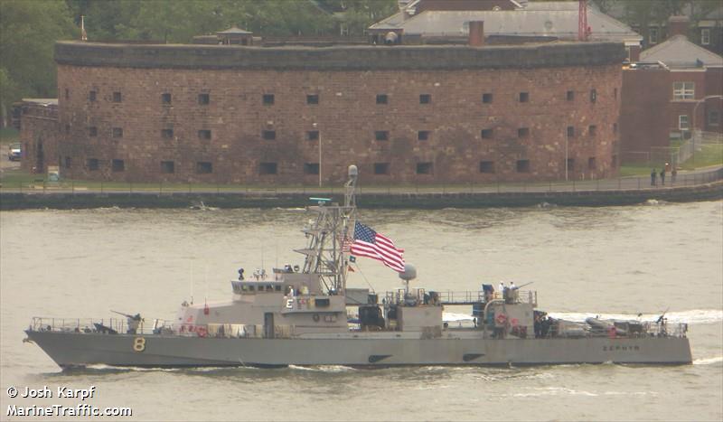 USS ZEPHYR