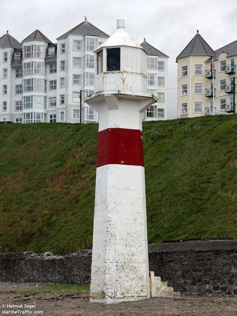 Port Erin Range Front