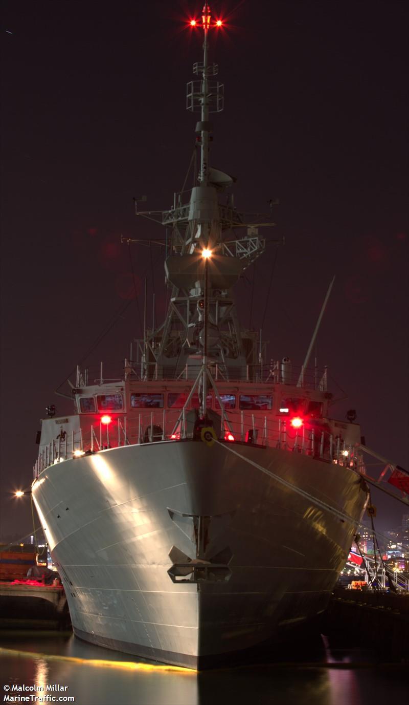 HMCS REGINA
