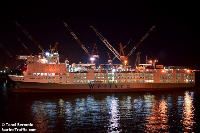 Picture of OCEAN SWAGMAN | AIS Marine Traffic