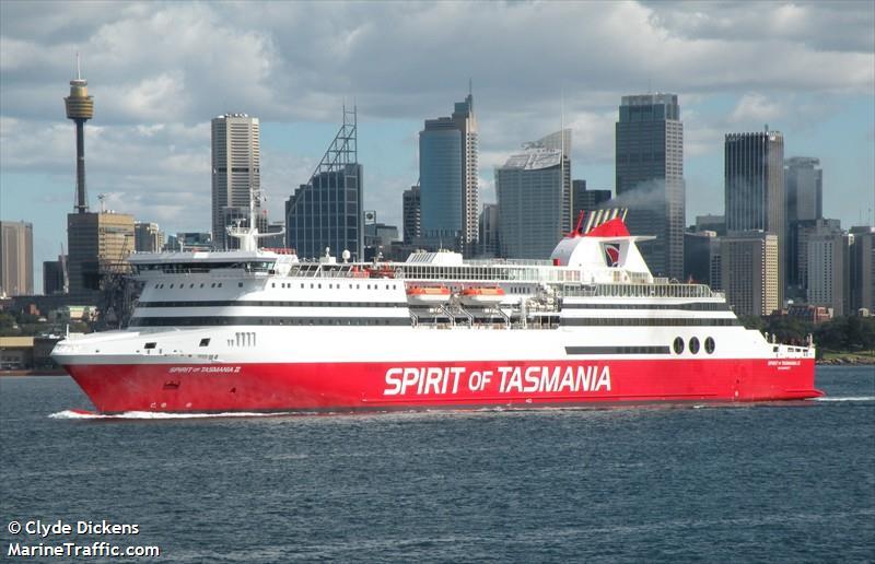 SPIRIT OF TASMANIA II